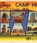 Camp Hood Texas Postcard