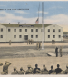 Camp Hood HQ Post Card