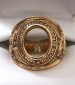 Officers Candidate school Ring