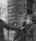 16th Grp  Sgt Erbstoesser and Cpl Whitt  France 1944