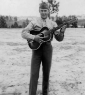 703rd Clifford OConnor w guitar 1942