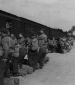 703rd Company B loads on train