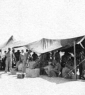 703rd PX Tent in the Desert