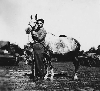 808th Bob Griffith Griff and his horse 6 45