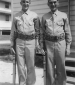 814th Kehs and Cullen at Camp Polk Aug 17  1942