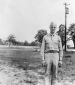 814th Unk soldier from Pittsburgh at Fort Meade 1942