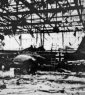 8087th Destroyed factory with plane