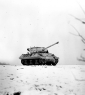 Lone Destroyer in Winter wh