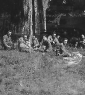 5th A group of soldiers taking a break