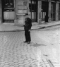 5th French policeman on street
